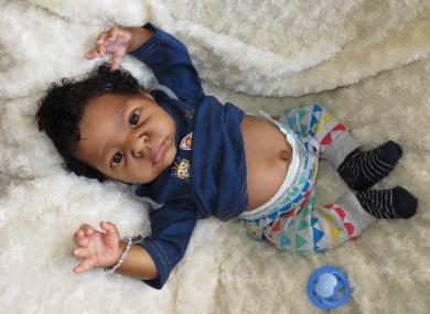 Ethnic Reborn Baby Boy For Sale