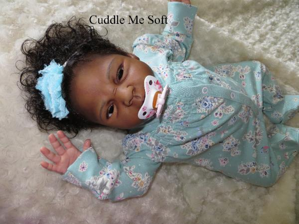 realistic reborn baby girl
