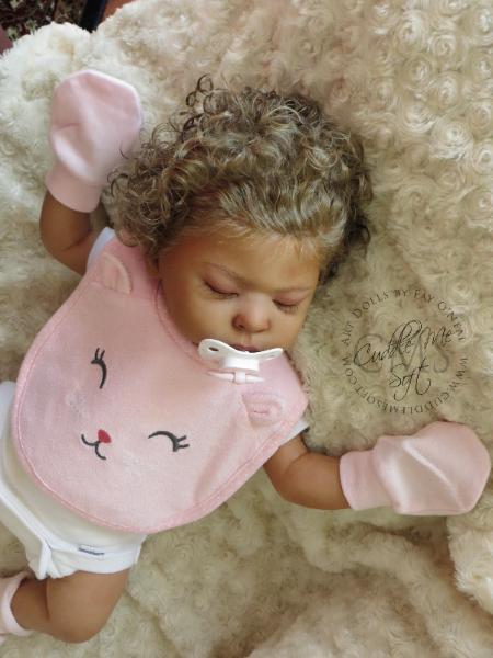 Biracial Reborn Baby Girl For Sale Natalia Marie