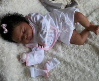 Biracial Reborn Dolls for Sale