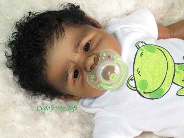Reborn baby for adoption