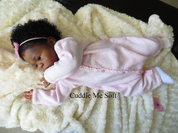 Aa Ethnic Reborn Baby Girl For Sale Brooklyn Nevaeh