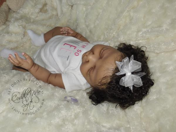 OOAK Reborn Baby Girl for Sale