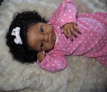 Adorable Reborn Art Doll For Sale
