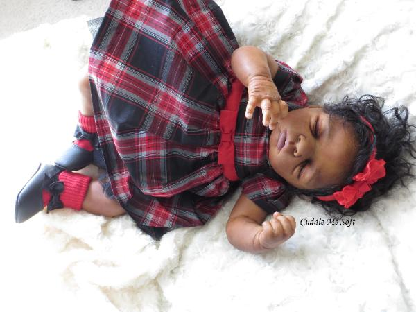 AA / Ethnic Reborn baby for sale