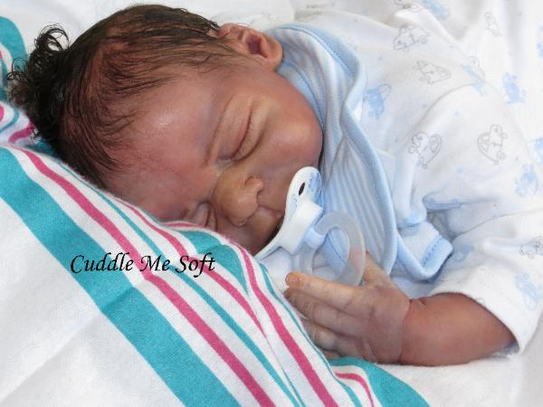 Realistic Reborn Baby Boy for sale , Emile - Ben Loui by E Marx