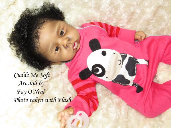AA Reborn baby girl for sale