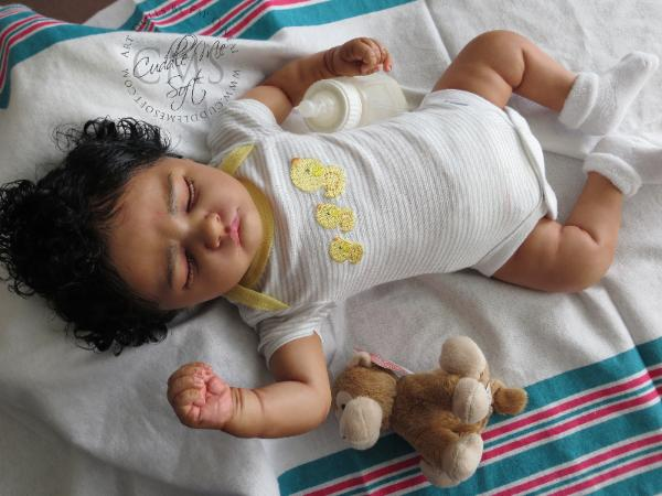 Reborn doll for sale by Fay O'Neal