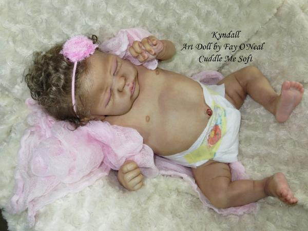 Quinlynn kit by Laura Lee Eagles