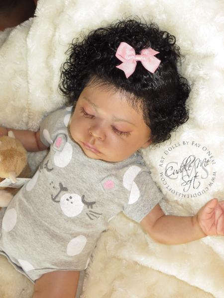 Realistic Biracial Reborn Baby for Sale