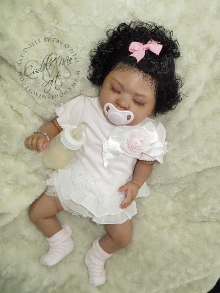 Realistic Reborn Baby for adoption