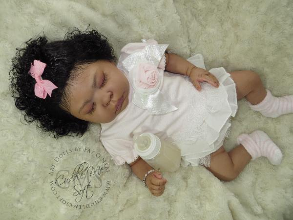 Beautiful Reborn Baby Girl For Sale
