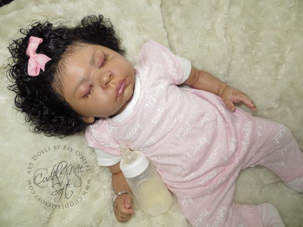Realistic Reborn Baby Girl For Sale