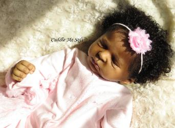 Victoria by Olga Auer AA / Ethnic Reborn Doll