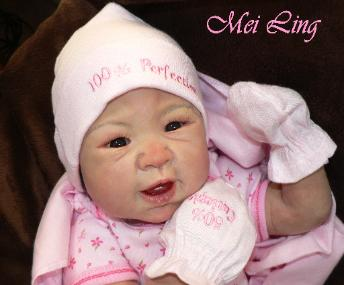 Asian reborn doll for sale