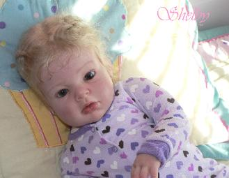 Realistic Toddler Reborn Doll