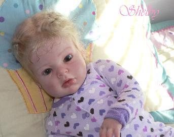 Realistic Reborn Toddler for Sale