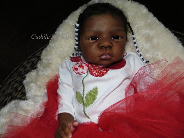Ethnic reborn baby for sale