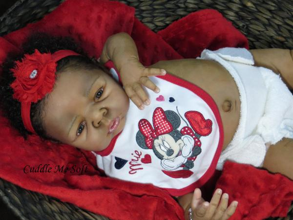African American Reborn Dolls For Sale