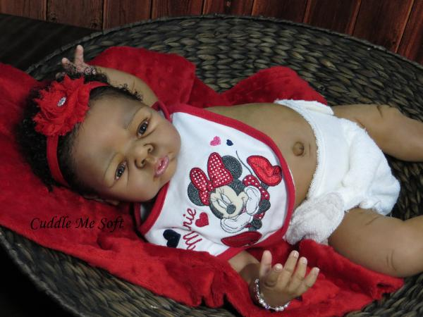 Ethnic Reborn Doll For Sale
