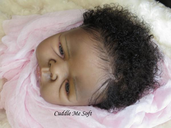 Relistic reborn baby for sale