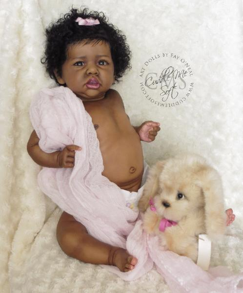 Ethnic Reborn Baby for adoption
